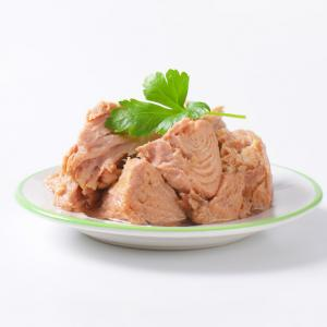 canned tuna in olive oil
